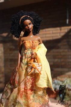 Barbie repaint
