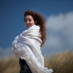 Kid Mohair & Silk Luxury Throw