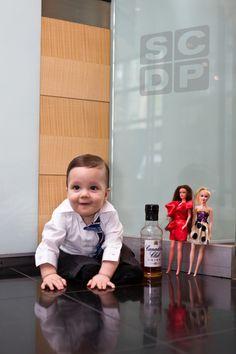 Baby Don Draper