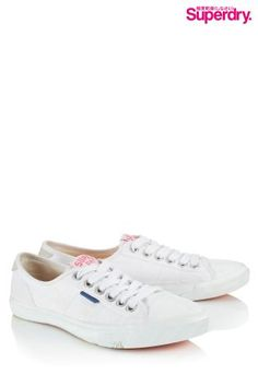 Buy Superdry Low Pro Lace Up Pumps from the Next UK online shop