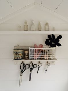 If Mary and I ever move ... this will be our sewing room! @Mary Powers Powers Powers Dickerson
