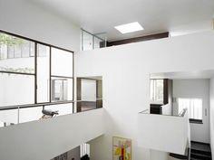 le corbusier - maison la roche-jeanneret - paris, france - photos by hiepler, brunier