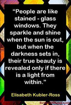 True light.