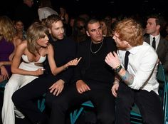 Taylor Swift e Calvin Harris (Foto: Getty Images)