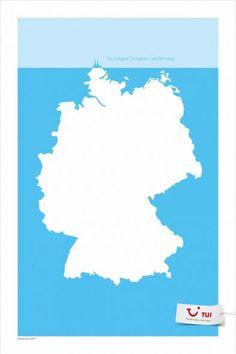 Tui Travel: Germany   Travel more, see more   Advertising Agency: Grey, Beijing, China   Executive Creative Director: Chee Guan Yue   Creative Director: Chee Guan Yue  Copywriters: Chee Guan Yue, Li Ning   Art Directors: Li Ning, Chee Guan Yue   Illustrator: Song Shanshan   Typographer: Cao Jie, Ma Lidan  Art Buyers: Kevin Bi, Jane Li   Account Supervisor: Chris Li   Advertiser's Supervisor: Marcel Schneider   Account Manager: Amy Wang