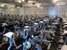 would LOVE to take a class here!!!! upper-east-side-fitness-soulcycle-classes