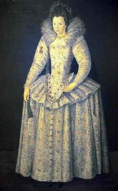 Elizabeth Throckmorton was a Lady of the Privy Chamber to Queen Elizabeth I, but she fell out of favor for secretly marrying Sir Walter Raleigh without the Queen's permission. Description from pinterest.com. I searched for this on bing.com/images