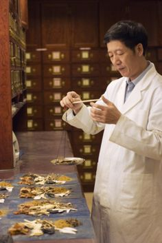 An Introduction to Traditional Chinese Medicine - a marvelous solution to many health problems #TCM #herbalism