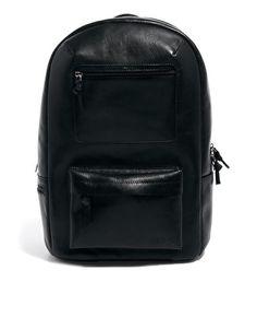 Royal Rebuliq Leather Track Backpack