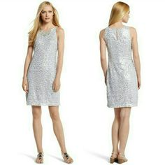White House Black Market Sparkle Sequin Dress Condition: New with tags. NO TRADES!! White House Black Market Dresses