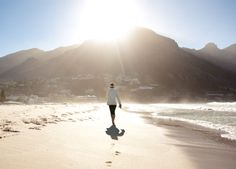 Hout Bay - wandering the beach. #Africa #SouthAfrica #CapeTown