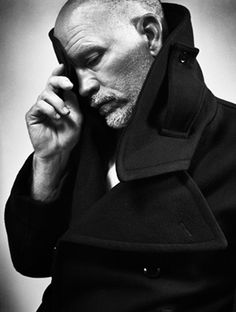 John Malkovich by Vincent Peters.