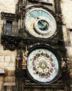 Smetana Hotel - Astronomy Clock