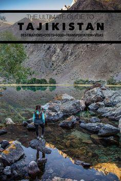 Premier hiking destinations in remote Tajikistan.