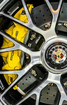 The Porsche 911 is a truly a race car you can drive on the street. It's distinctive Porsche styling is backed up by incredible race car performance. Porsche Wheels, Porsche Sports Car, Porsche Cars, Car Wheels, Porsche 2017, Porsche 911 996, Porsche Carrera, Ferdinand Porsche, Porsche Classic