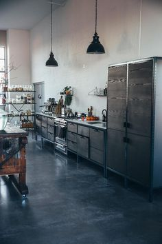 my scandinavian home: Make-over: The Magnificent Berlin Studio of Our Food Stories Frama Kitchen