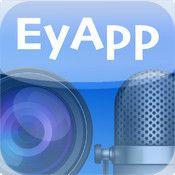 EyApp. Photo Audio recording