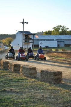 Southern Indiana Lawn Mower Racing Association