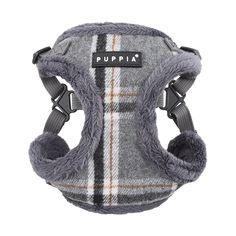 Puppia Kemp Harness-C for Pets, M_¸lange Grey, Large >>> Quickly view this special cat product, click the image : Cat accessories Cat Leash, Cat Training Pads, Dog Vest, Cat Accessories, Small Breed, Cat Collars, Dog Harness, Cat Toys, Best Dogs