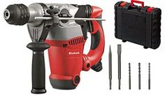 Einhell RT-RH 32 Marteau Perforateur 1250 W – Coffret de Rangement Inclu – 4258440