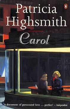 'Carol' or otherwise known as 'The Price of Salt'- must read this!! ❤️❤️