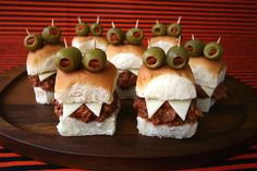 No #Hallowaiian is complete without a celebration feast. Sink your fangs into a Vampwich!