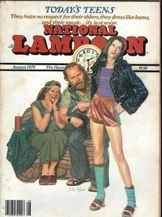National Lampoon August 1978