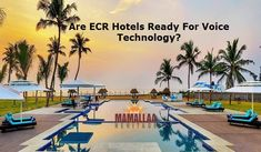 Are ECR Hotels Ready for Voice Technology? Heritage Hotel, Us Beaches, Beach Resorts, The Voice, Technology, Outdoor Decor, Tech, Tecnologia