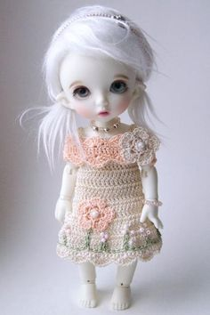FairyLand pukiFee a crochet artist interview. Lots of ideas here!