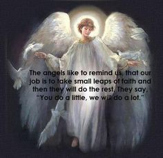 I love the angels and the blessings that they bring to us.  Never stop believing my friends.    Many blessings, Cherokee Billie   www.facebook.com/CherokeeBillieSpiritualAdvisor