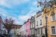 7 of London's Prettiest Streets You'll Fall In Love With | Trips with Rosie