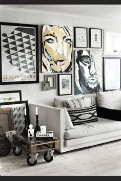 .Contemporary decor ideas are good for bedrooms, bathrooms, livingrooms, kitchens and even outdoors. See more tips here: http://www.pinterest.com/delightfulll/