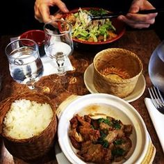 The vegan food from Tien Hiang | 27 Of The Most Delicious Cheap Eats In Paris