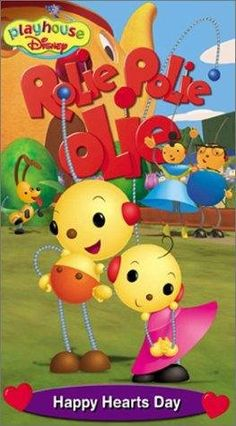 Rolie Polie Olie (1998) lol! Have such great stories of this shoW...