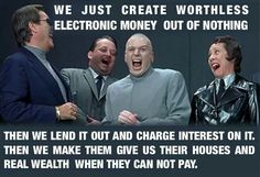 Bankers...the greatest conmen of our era!