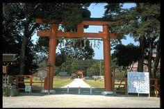 山城国一宮 賀茂別雷神社(上賀茂神社) 京都府京都市北区