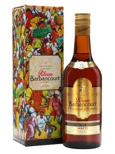 Barbancourt Rum 15 Year Old : The Whisky Exchange