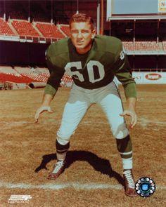 Chuck Bednarik - Philadelphia Eagles 1949-1962 enshrined 1967