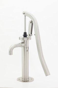 Bison Pumps Stainless Steel Shallow Well Utility Water Hand Pump Model 700