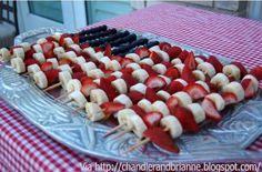 Fourth of July fun food