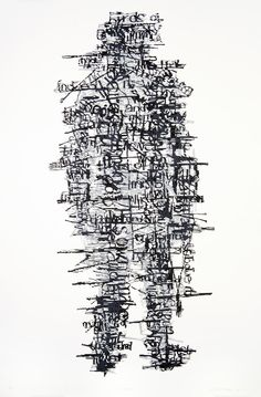 Title: Origins II, Relief print on Hahnemuhle paper. Year: 2012. 80 x 124cm. Edition 10