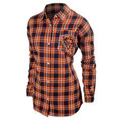 KLEW NFL Chicago Bears Women's Wordmark Basic Flannel Shirt, Small, Blue Klew http://www.amazon.com/dp/B00TNATM0C/ref=cm_sw_r_pi_dp_4eopwb1YRXY3R