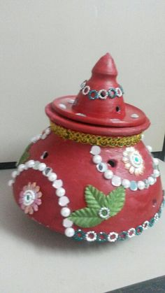 Garba Painting/pot painting