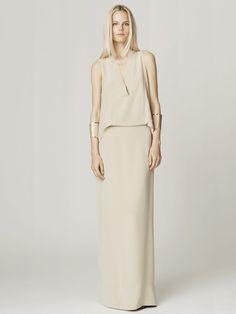 Lawan Silk Dress