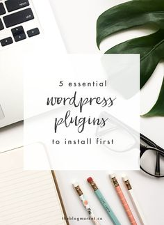 5 WordPress Plugins to Install Right Away and find other Great Tools and Techniques @CM_Empire