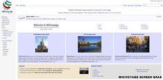 Wikivoyage, la nueva herramienta para crear guías turísticas digitales.