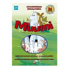 Muumi - Juhlakokoelma 26-DVD-boxi
