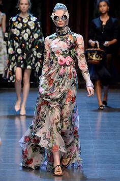 Dolce & Gabbana Lente/Zomer 2016 (31)