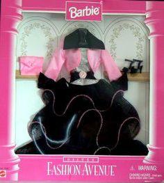 Barbie Fashion Avenue Deluxe