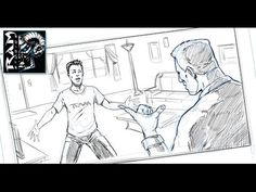 How to Draw Comics - The Quick Read - Manga Studio - Tutorial by Robert Marzullo - YouTube